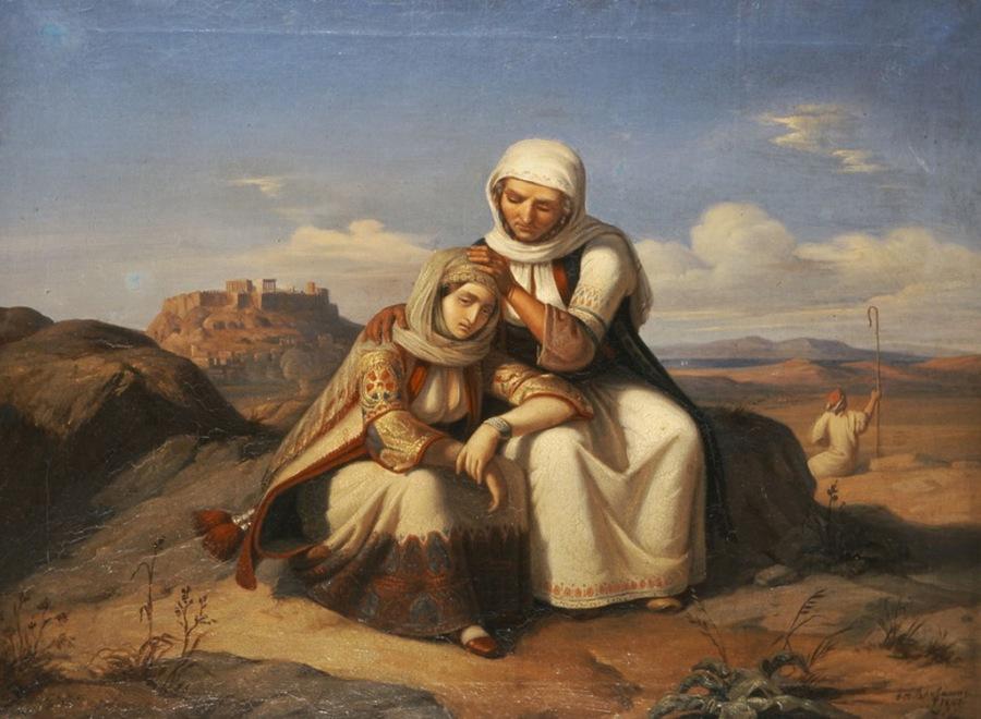 Βρυζάκης Θεόδωρος-Παραμυθία, 1847