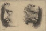 Ιακωβίδης Γεώργιος-Αλληγορία (Νιάτα-γήρας)