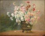 Ιακωβίδης Γεώργιος-Βάζο με λουλούδια_1