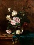 Ιακωβίδης Γεώργιος-Βάζο με λουλούδια_2