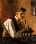 Ιακωβίδης Γεώργιος-Γέρος καπνιστής