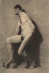Ιακωβίδης Γεώργιος-Γυμνός άνδρας