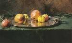 Ιακωβίδης Γεώργιος-Δίσκος με φρούτα