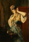 Ιακωβίδης Γεώργιος-Η τουαλέτα, π. 1887-1893