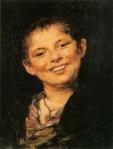 Ιακωβίδης Γεώργιος-Ιταλόπαιδο που γελάει