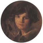Ιακωβίδης Γεώργιος-Κεφάλι κοριτσιού