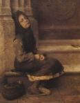 Ιακωβίδης Γεώργιος-Κοιμισμένη ανθοπώλις 1