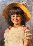 Ιακωβίδης Γεώργιος-Κορίτσι που γελάει
