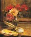 Ιακωβίδης Γεώργιος-Λουλούδια και μελανοδοχείο