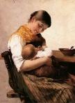 Ιακωβίδης Γεώργιος-Μητρική στοργή