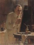 Ιακωβίδης Γεώργιος-Ο ζωγράφος Γεώργιος Χατζόπουλος, 1930