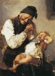 Ιακωβίδης Γεώργιος-Ο κακός εγγονός, 1884