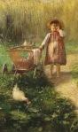 Ιακωβίδης Γεώργιος-Παιδί με καρότσι