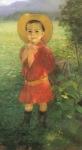 Ιακωβίδης Γεώργιος-Παιδί στο ύπαιθρο