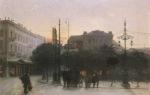 Ιακωβίδης Γεώργιος-Πλατεία Ομονοίας το 1917, 1917