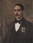 Ιακωβίδης Γεώργιος-Προσωπογραφία Αναστασίου Πολυζωίδη
