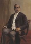Ιακωβίδης Γεώργιος-Προσωπογραφία Ηρακλή Βόλτου, 1921