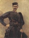 Ιακωβίδης Γεώργιος-Προσωπογραφία Παύλου Μελά_1
