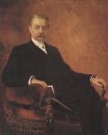 Ιακωβίδης Γεώργιος-Προσωπογραφία του Αλεξάνδρου Στρέιτ