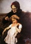 Ιακωβίδης Γεώργιος-Χτένισμα, 1860