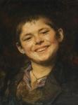 Ιακωβίδης Γεώργιος-LAUGHING BOY