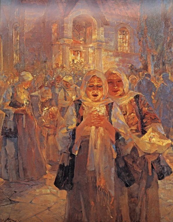 Αργυρός Ουμβέρτος-Ανάσταση, 1932
