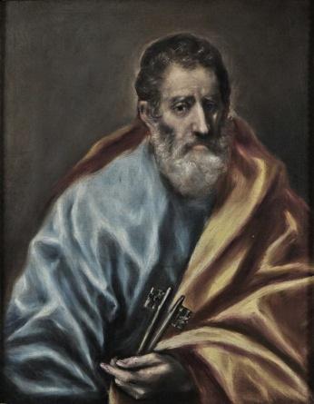 Άγιος Πέτρος, St. Peter, π. 1600-1607