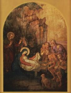 Αρτέμης Κωνσταντίνος-Η γέννησις του Κυρίου