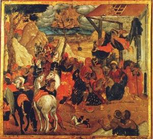 Εμμανουήλ Λαμπάρδος-Η Γέννηση, 17ος αιώνας