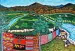 Θεοφίλης Γιάννης-Το πλύσιμο στο ποτάμι, 1989