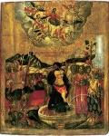 Βίκτωρ-Beheading of Ten Cretan Martyrs, 1694