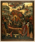 Βίκτωρ-The dormition of the Virgin, 1650-1699