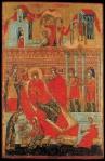 Αδριανουπολίτης Κωνσταντίνος-The birth of the Virgin, 1600-1699