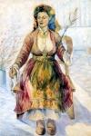 Χατζησάββα - Φωτίου Χαρίκλεια-Σουφλιώτισσα, 1952