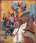 Φιλόθεος Σκούφος-Ο λιθοβολισμός του Αγίου Στεφάνου
