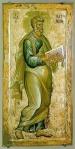 Αστραπάς Μιχαήλ και Ευτύχιος-Ο Απόστολος Ματθαίος, κρατάει το Ευαγγέλιο, 1295 - 1317