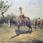Κισσονέργης Ιωάννης-Peasants