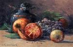 Κισσονέργης Ιωάννης-Still life with fruits