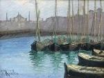 Ηλιάδου Ελένη-Βάρκες στην Πόλη