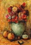 Ιωαννίδης Βίκτωρ-Flowers in vase